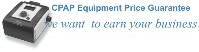 CPAP Equipment Price Guarantee. CPAP-Supply.com wants to earn your business.