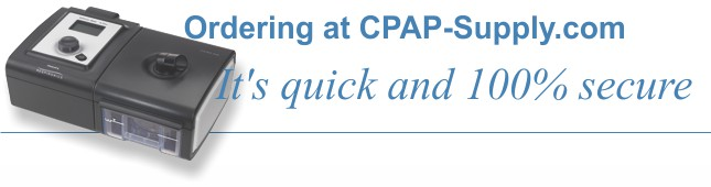 Ordering CPAP equipment really couldn't be much easier. If you're having any difficulty using our website, the information below may help. You can also read more about our return policy here.