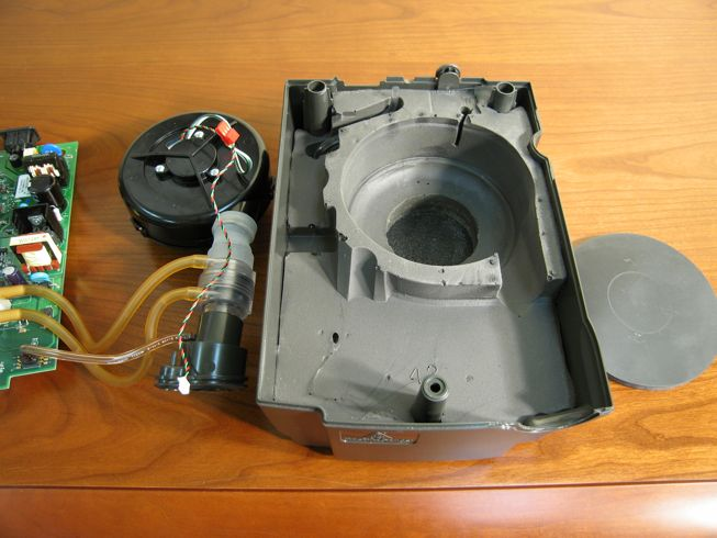 how to clean a used cpap machine