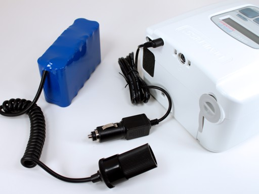 cpap machine battery backup