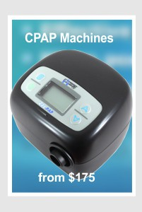 CPAP machines from $175