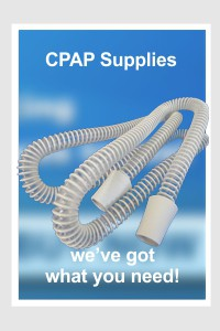 We have the CPAP supplies you need!