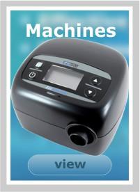 CPAP Supplies - Machines