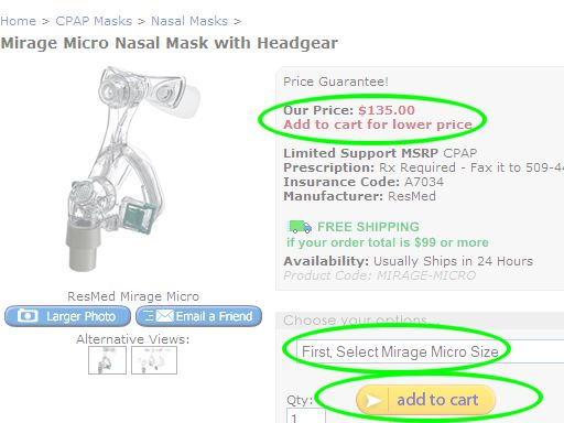 ResMed CPAP Machines and ResMed CPAP Masks on Sale at CPAP-Supply.com