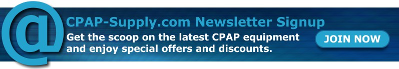 Sign Up for Emails from CPAP-Supply.com
