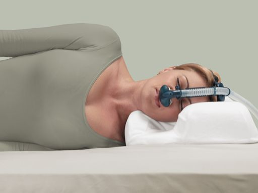 CPAP Pillow for CPAP Machines and CPAP Masks