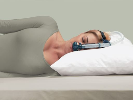 CPAP Pillow for CPAP Machines and Masks