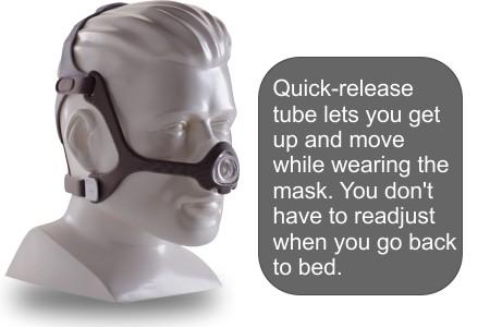 Wisp quick-release tube.